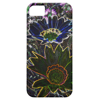 Surreal Rockery Flowers iPhone 5 C-M B T™ Case iPhone 5 Cases