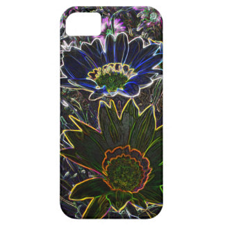 Surreal Rockery Flowers iPhone 5 C-M B T™ Case