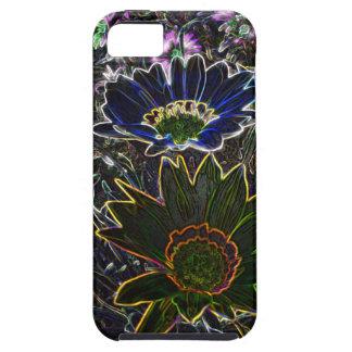 Surreal Rockery Flowers iPhone 5 C-M Vibe™ Case iPhone 5 Case