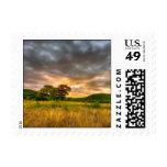 Surreal Sunrise-Stamp-Small