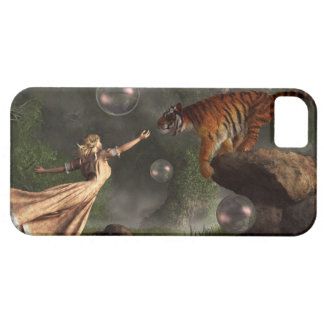 Surreal Tiger Bubble Waterdancer Dream iPhone 5 Covers