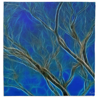 Surreal Tree Napkins