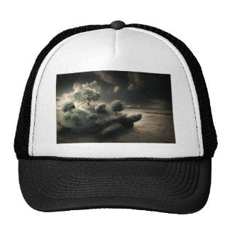 Surreal Turtle image Trucker Hat