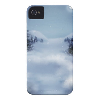 Surreal Winter Case-Mate iPhone 4 Case