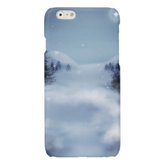 Surreal Winter Glossy iPhone 6 Case