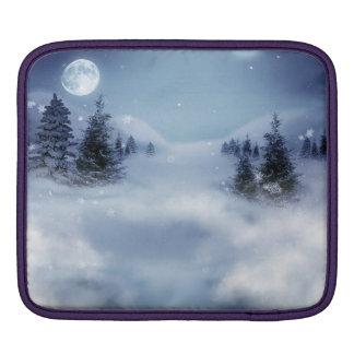 Surreal Winter iPad Sleeve