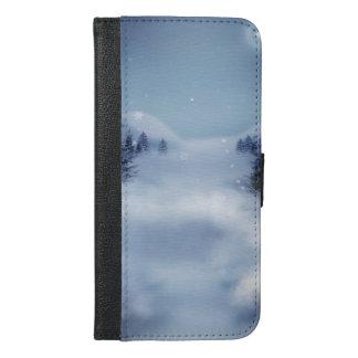 Surreal Winter iPhone 6/6s Plus Wallet Case