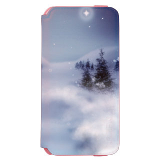 Surreal Winter iPhone 6/6s Wallet Case