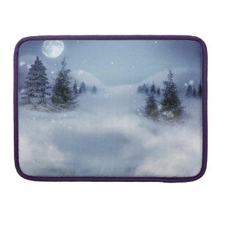 Surreal Winter MacBook Pro Sleeve