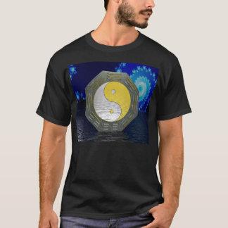 Surreal YinYang with Fractal T-Shirt