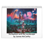 Surrealism and the Landscape by James McCarthy Calendar