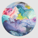 Surrealism Color Sticker