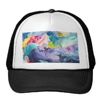 Surrealism Color Trucker Hat