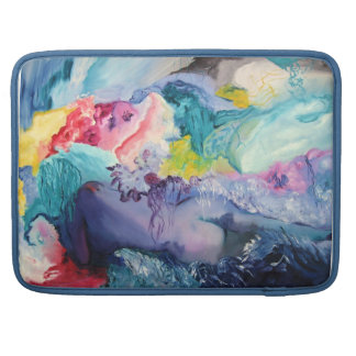 Surrealism Colorful Macbook Sleeve For MacBooks
