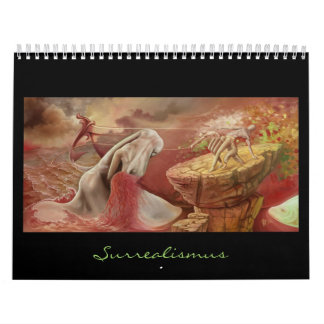 Surrealismus - 2013 calendar