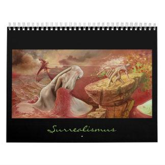 Surrealismus - 2013 calendario
