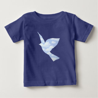 Surrealist Bird Baby T-Shirt