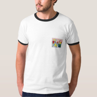 Surrealist design T shirt by Viktor Tilson