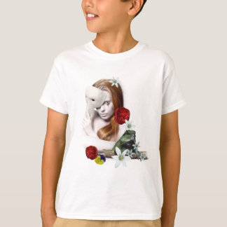Surrealistic portrait. T-Shirt