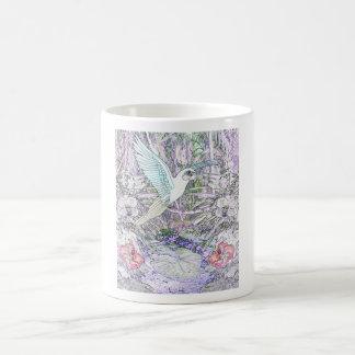 Surrealistic Rainforest Coffee Mug