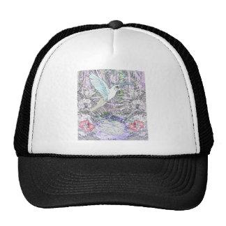 Surrealistic Rainforest Trucker Hat