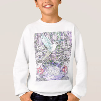 Surrealistic Rainforest Sweatshirt
