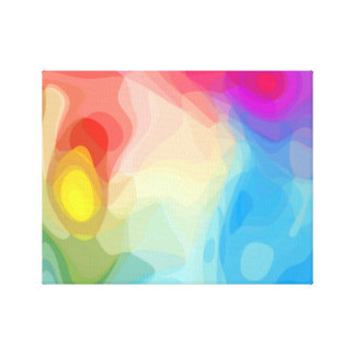 Surreality in Colors Canvas Print