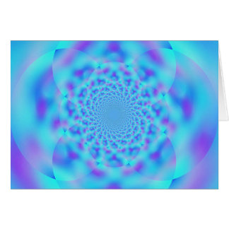 Surrealpete Art - Pastel Mosaic Inversion Greeting Cards