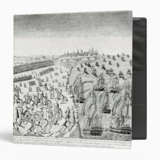 Surrender at Yorktown, 1781 Vinyl Binder