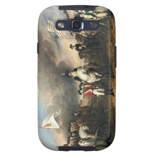 Surrender at Yorktown Trumbull Samsung Galaxy Galaxy SIII Cover