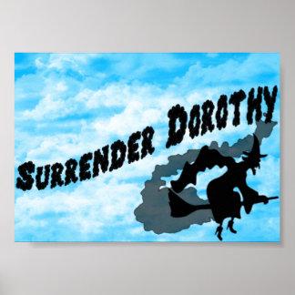 Surrender Dorothy Poster
