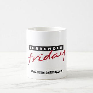 Surrender Friday Coffee Mug/Beer Stein