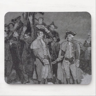 Surrender of Fort William and Mary Mouse Pad