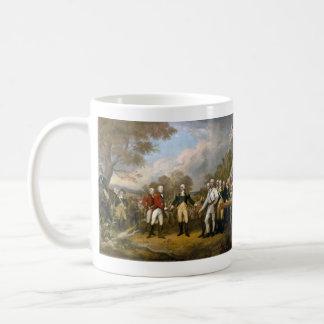 Surrender of General Burgoyne - 1822 Coffee Mug