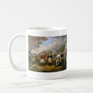 Surrender of General Burgoyne - 1822 Coffee Mug