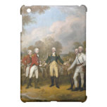 Surrender of General Burgoyne - 1822 Cover For The iPad Mini