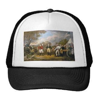 Surrender of General Burgoyne - 1822 Trucker Hat