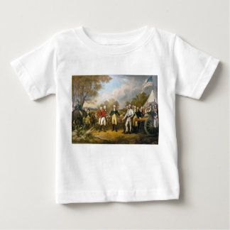 Surrender of General Burgoyne by John Trumbull Baby T-Shirt