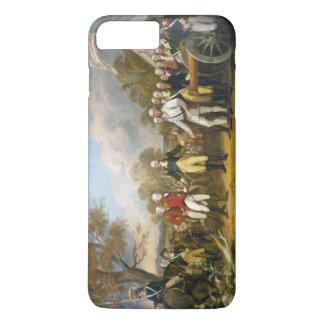 Surrender of General Burgoyne by John Trumbull iPhone 8 Plus/7 Plus Case