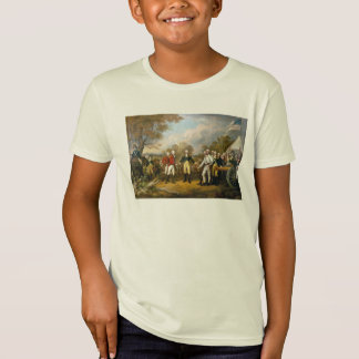 Surrender of General Burgoyne by John Trumbull T-Shirt