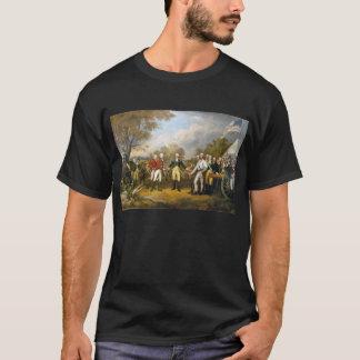 Surrender of General Burgoyne by John Trumbull T-Shirt