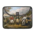 Surrender of General Burgoyne - Trumbull (1822) Sleeve For MacBooks