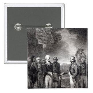 Surrender of Lord Cornwallis at Yorktown, 1781 Pinback Button