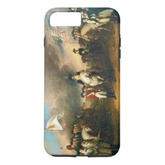 Surrender of Lord Cornwallis by John Trumbull 1820 iPhone 7 Plus Case