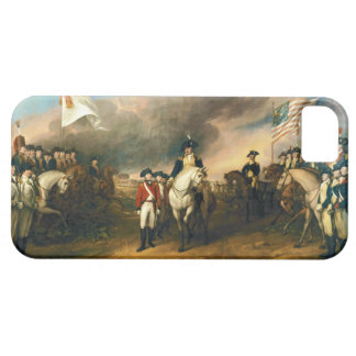 Surrender of Lord Cornwallis by John Trumbull 1820 iPhone SE/5/5s Case