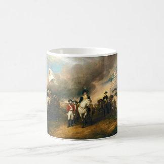 Surrender of Lord Cornwallis by John Trumbull 1820 Mugs
