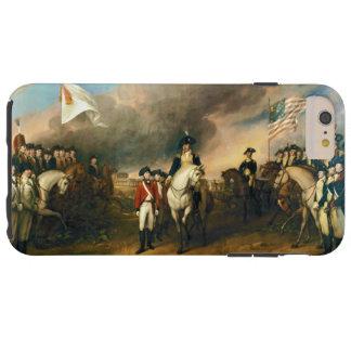 Surrender of Lord Cornwallis by John Trumbull 1820 Tough iPhone 6 Plus Case