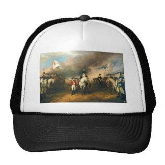 Surrender of Lord Cornwallis by John Trumbull 1820 Trucker Hat