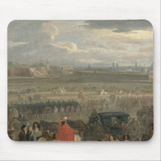 Surrender of the Citadel of Cambrai Mouse Pad