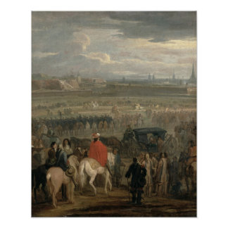 Surrender of the Citadel of Cambrai Poster
